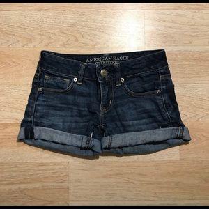 cute ae shorts
